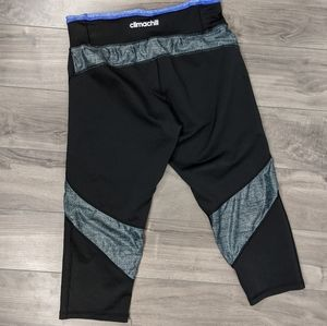 Adidas Climachill Cropped Leggings Size Small